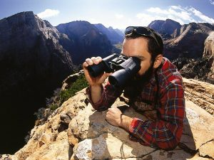 Binocular Bushnell PowerView  10×50