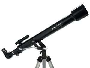 Telescopio Celestron Powerseeker 60az