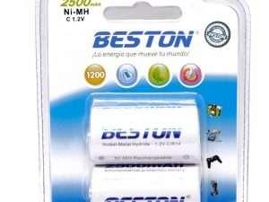 Batería Beston 2500 mAh Tipo C 1.2 V
