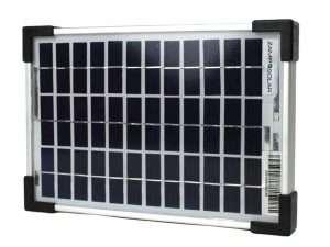 Paneles Solares De 5 Vatios Recargar Batería Ahuyentadores bird-x
