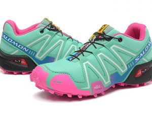 0a0f7dc7c2 ... Tennis Salomon Speedcross 3 Para Damas Color Verde