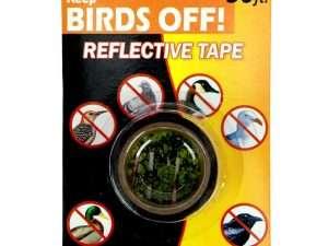 Ahuyentador De Aves Cinta Reflectiva Cuidado Visual Intermit
