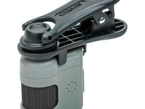 Microscopio Carson MicroMini 20x con clip universal