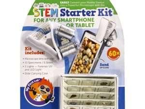 kit de Microscopio STEM Starter Phone