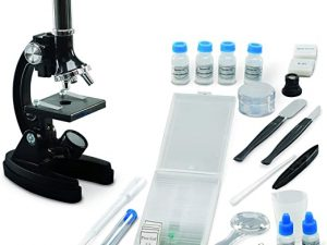 Juego De Microscopio Geosafari® De 48 Piezas