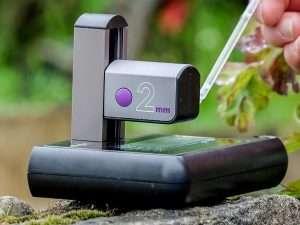 Microscopios portátiles de alta resolución ioLight 2mm