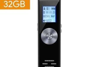 Grabadora De Voz Digital 32 Gb