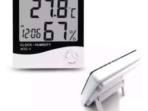 Termohigrómetro Digital Htc-1. Medidor Temperatura Humedad