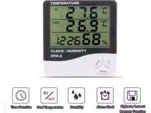 Termohigrometro Digital Htc-2  Temperatura Y Humedad.