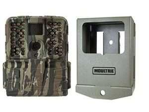 Cámara trampa Moultrie S-50i + Caja de seguridad de serie S