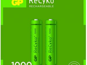 Batería Recargable Recyko AAA 1000 mAh