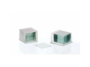 Cubreobjetos 22x22mm Caja X 100 Láminas