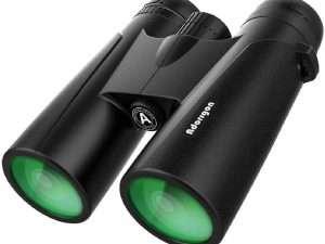 Binocular Prismáticos 12×42 Con Lente BAK4 FMC