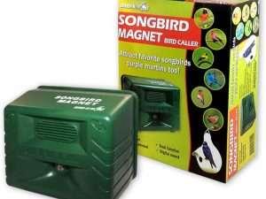 Bird-x Songbird Imán Atrae Aves
