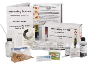 Kit  prueba ambiental de aire/agua Aldon Innovating Science®