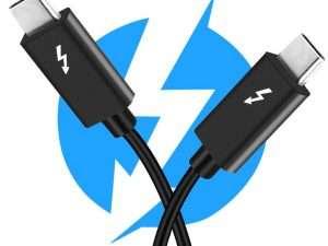 Cable Adaptador Thunderbolt Compatible Con Carga De 100w 20v