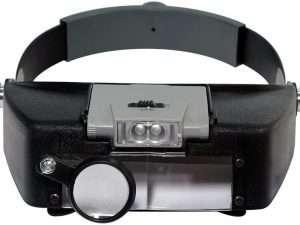 Lupa de cabeza  LED multi potencia MH1047L