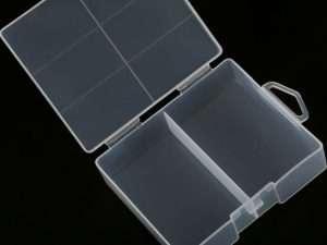 Caja Organizadora Para Baterias Aaa Para 12 Pilas