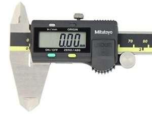 Calibrador digital Mitutoyo sensor avanzado, acero inoxidable