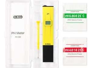 Medidor De Ph Digital Modelo Ph002
