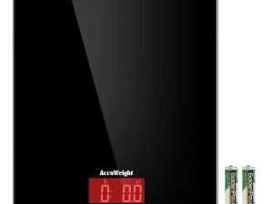 Báscula Digital Multifunción Accuweight 201