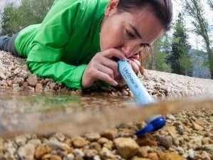 Filtro De Agua Personal Lifestraw