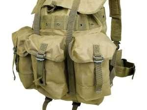 Bolso O Morral Soldado Americano